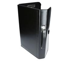 LKW-Fahrer Schreibmappe Konferenzmappe Reißverschluss Schwarz Edle Ausführung NEU TIR-2 04190