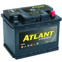 Atlant Standart 12V 55Ah 500A/EN +Pol rechts