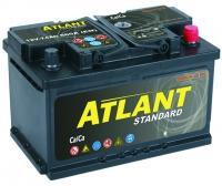 Atlant Standard 12V 74Ah 660A/EN +Pol rechts