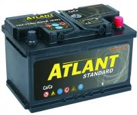 Atlant Standard 12V 75Ah 690A/EN +Pol rechts