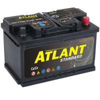 Atlant Standard 12V 77Ah 710A/EN +Pol rechts