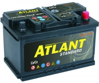 Atlant Standard 12V 85Ah 760A/EN +Pol rechts