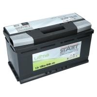 Autobatterie 100Ah  840 A(EN) Ultra Start SMF