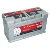 Fiamm Titanium PRO 100Ah 870A/EN L5 100P