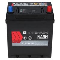 Fiamm Titanium Black 38Ah Japan B19JAK38 +R