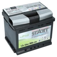 Autobatterie 45Ah 360 A(EN) Ultra Start SMF