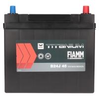 Fiamm Titanium Black 45Ah Japan B24J 45 +R