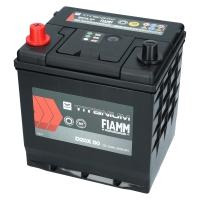 Fiamm Titanium Black 50Ah Japan D20X 50 +L