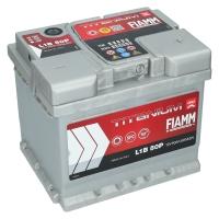 Starterbatterie 50Ah 520A/EN Fiamm Titanium PRO  L1B 50P