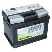 Autobatterie 55Ah  480 A(EN) Ultra Start SMF
