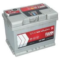 Fiamm Titanium PRO 64Ah 610A/EN L2 64P