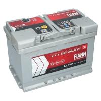Fiamm Titanium PRO 74Ah 680A/EN  L3 74P