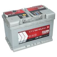 Fiamm Titanium PRO 74Ah 680A/EN + LINKS L3X 74P