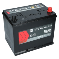 Fiamm Titanium Black 75Ah Japan D26 75 +R