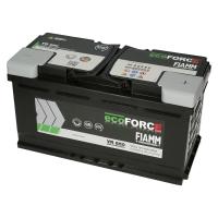 Fiamm Eco Force AGM VR850 12V 95Ah 850A/EN +Pol Rechts  Start / Stopp