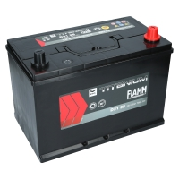 Fiamm Titanium Black 95Ah Japan D31 95 +R