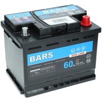 Bars EFB 12V 60Ah 620A/EN +Pol rechts