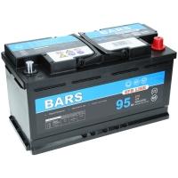 Bars EFB 12V 95Ah 850A/EN +Pol rechts
