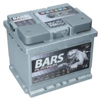 Bars Platinum 12V 53Ah 530A/EN +Pol rechts