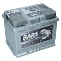 Bars Platinum 12V 55Ah 550A/EN +Pol rechts