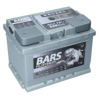 Bars Platinum 12V 62Ah 600A/EN +Pol rechts
