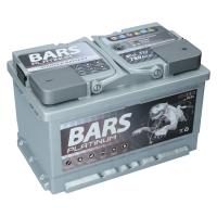 Bars Platinum 12V 80Ah 780A/EN +Pol rechts