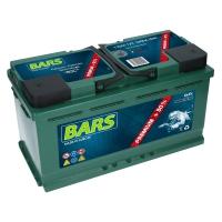 Bars Premium 12V 110Ah 1000A/EN +Pol rechts
