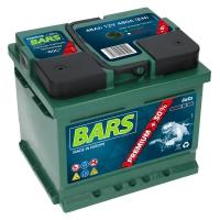 Bars Premium 12V 48Ah 380A/EN +Pol rechts