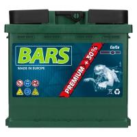 Bars Premium 12V 53Ah 530A/EN +Pol rechts