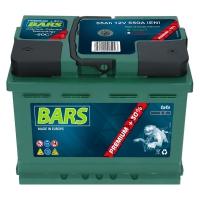 Bars Premium 12V 55Ah 550A/EN +Pol rechts
