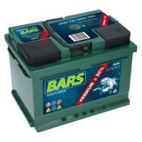 Bars Premium 12V 62Ah 600A/EN +Pol rechts