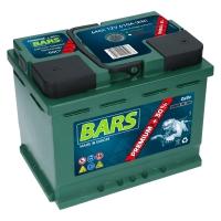Bars Premium 12V 64Ah 610A/EN +Pol rechts