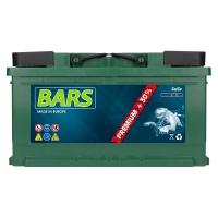 Bars Premium 12V 85Ah 850A/EN +Pol rechts