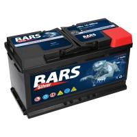 Bars Silver 12V 100Ah 800A/EN +Pol rechts