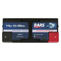 Bars Silver 12V 110Ah 920A/EN +Pol rechts