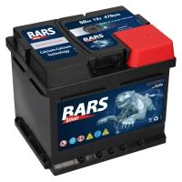 Bars Silver 12V 50Ah 470A/EN +Pol rechts