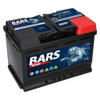 Bars Silver 12V 74Ah 640A/EN +Pol rechts