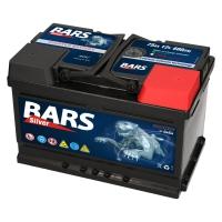 Bars Silver 12V 75Ah 680A/EN +Pol rechts