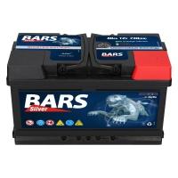 Bars Silver 12V 80Ah 730A/EN +Pol rechts
