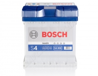 Bosch S4 000 44Ah 420 A/EN  +Pol rechts