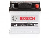 Bosch S3 002 45Ah 300 A/EN  +Pol rechts