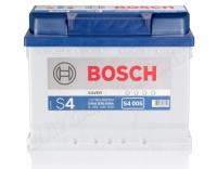 Bosch S4 005 60Ah 540 A/EN  +Pol rechts