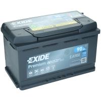 Exide Premium EA900 90Ah 720AEN Autobatterie Starterbatterie EA900S