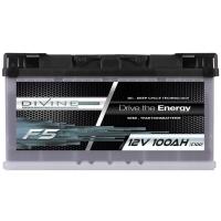 DIVINE ENERGY F5 100Ah | DC - Deep Cycle Technologie