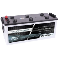 DIVINE ENERGY F5 180Ah | DC - Deep Cycle Technologie