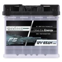 DIVINE ENERGY F5 65Ah | DC - Deep Cycle Technologie