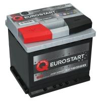 Eurostart SMF 12V 50Ah 450A/EN +Pol links HN50LSMF