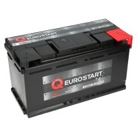 Eurostart SMF 12V 100Ah 850A/EN +Pol rechts