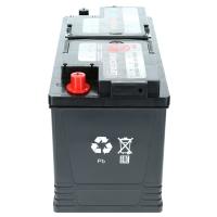 Eurostart 12V 120Ah 900A/EN | NKW Batterie Traktor HN120Z