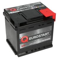 Eurostart SMF 12V 50Ah 450A/EN +Pol rechts